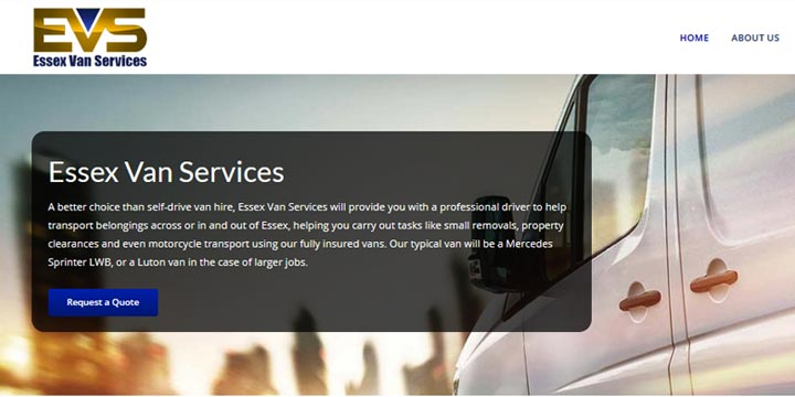 Essex Van Services - Van and driver services in Essex