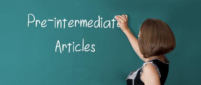 A2 - Articles