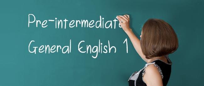 A2 General English