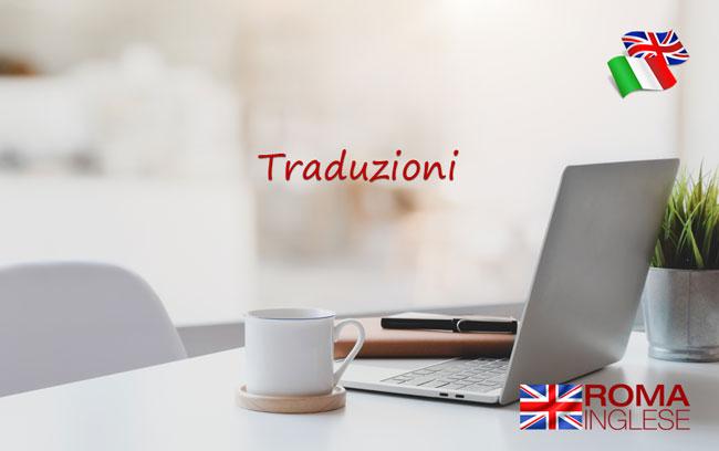 RomaInglese - servizi di traduzioni