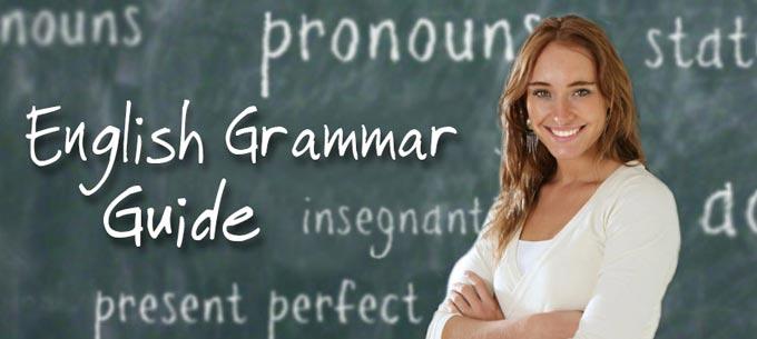 Guida grammaticale di Inglese