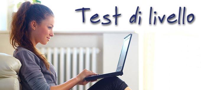 Test di livello inglese